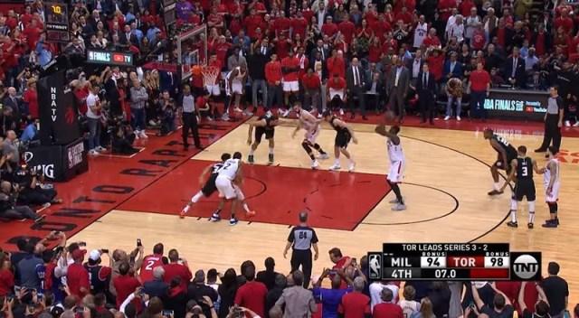 Milwaukee Bucks Vs Toronto Raptors Full Game 6