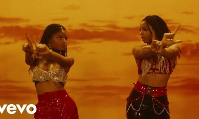 "Chloe X Halle releases ""Do It"" music video."