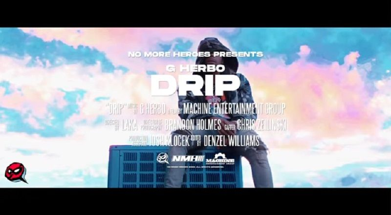 "G Herbo releases the ""Drip"" music video."