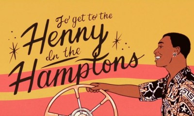 """Bren Joy releases animated lyric video for his single, """"Henny In The Hamptons."""""""