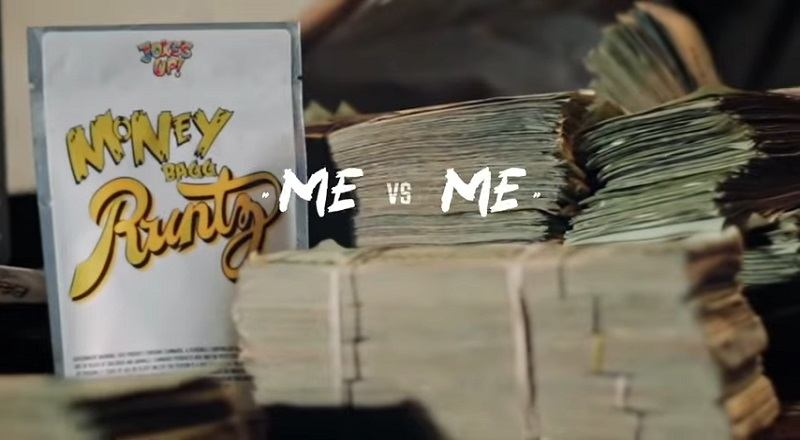 "Moneybagg Yo releases ""Me Vs Me"" music video."