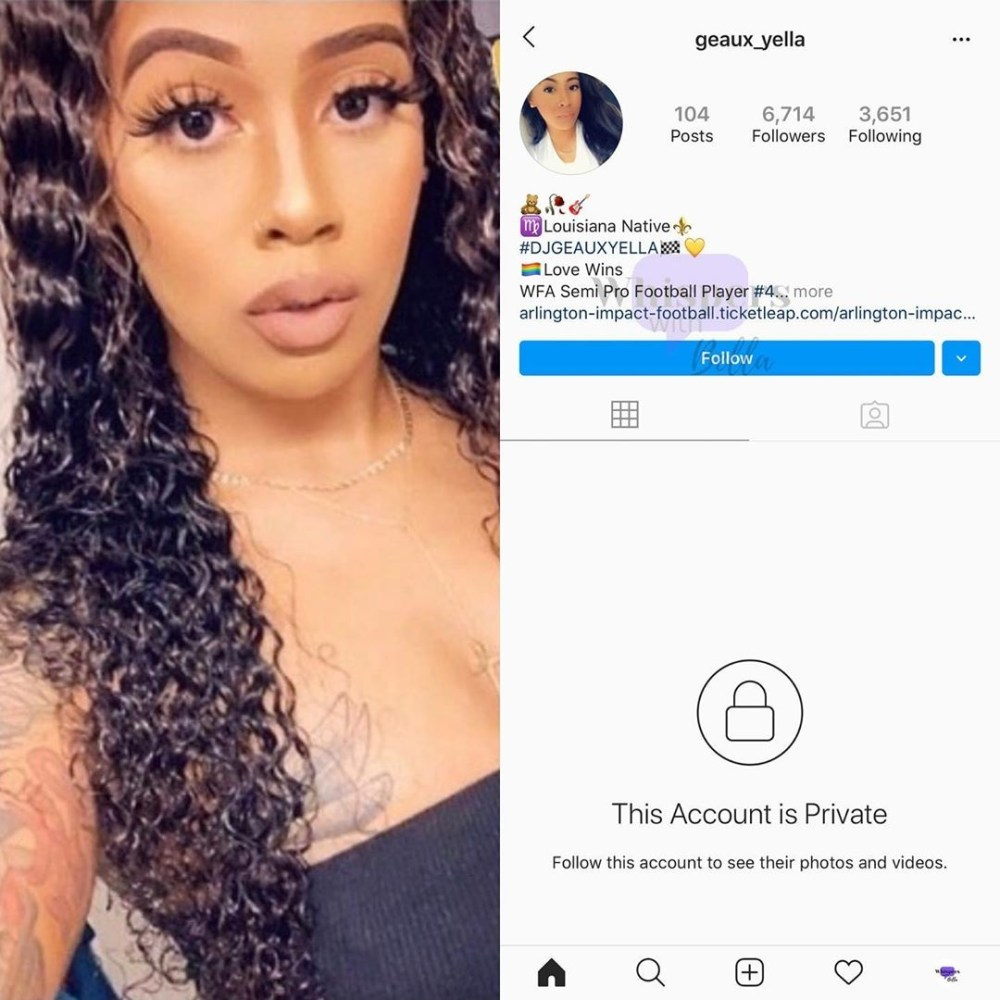 IG model, @pressurebustpipez, was originally reported as the woman who died trying to save Slim Marie's son, who also drowned in the pool at Carl Crawford's house. Clearly, this isn't the case, in spite of RIP comments on her IG post, as she has broken her silence on the tragic incident. She offers an apology to Slim Marie, as she was the one who brought her son to the pool, and she says she wishes she was dead, herself. The woman who actually died was Bethany Lartigue, aka @geaux_yella.