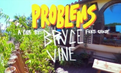 """Bryce Vine releases music video for """"Problems,"""" his new single."""
