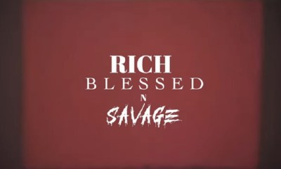 """Key Glock releases the """"Rich Blessed N Savage"""" music video."""