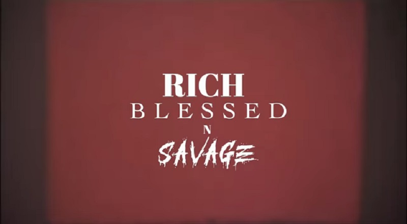 "Key Glock releases the ""Rich Blessed N Savage"" music video."
