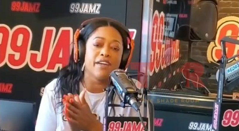 "Trina responds to Khia's challenge to do a Versuz. Yesterday, Khia said she wanted to battle Trina, since Trina came at her with a diss record, first. Later, Khia said that she wrote ""Da Baddest Bitch."""