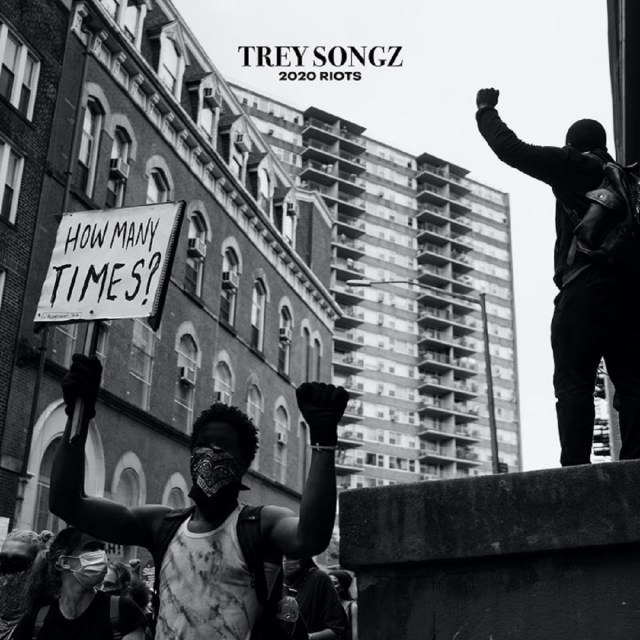 """Trey Songz joins the protest, releasing his """"How Many Times"""" single, adding to the good fight."""