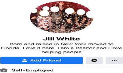 "Jill White is a well-known realtor, in the Fort Walton Beach, Florida area. Recently, a man posted a meme on Facebook, with one image being Michelle Obama dancing, with Melania Trump in an image beside her, posing, and the man asked ""what's difference?."" The realtor, Jill White said the difference is that ""class not ass is in the White House again."""