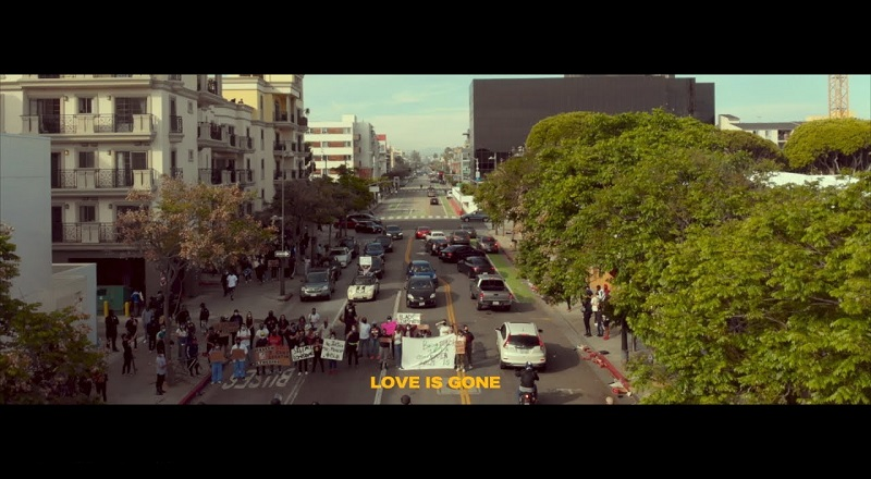 "G-Eazy releases ""Love Is Gone"" music video."