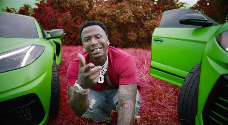 """Moneybagg Yo drops """"Said Sum"""" music video."""