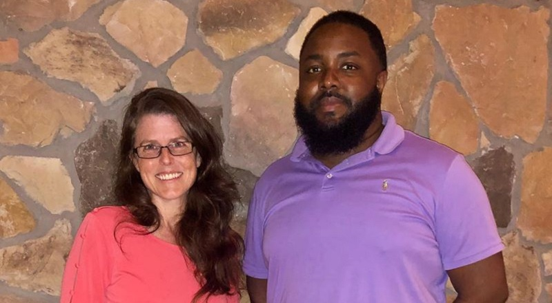 Marq Harrington went viral, with his recent Facebook post. He shared a photo of himself at a Greenville, North Carolina Olive Garden. Taking a photo with a white woman, Harrington revealed this is his fifth cousin, who grew up 10 minutes away from him, but they didn't meet, until taking an AncestryDNA kit test, discovering they were family, and they had a powerful conversation about race, leaving as friends.