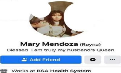 "Mary Mendoza is a native of Amarillo, Texas, and an employee of BSA Health System, in her hometown. Recently, Mary Mendoza was on Facebook, when she ran across a post of a young, dark-skinned, African, young woman. Along with the photo of her, there was a caption that asked people to give three words, ""Gross nasty Cole,"" leading people to go in on her."