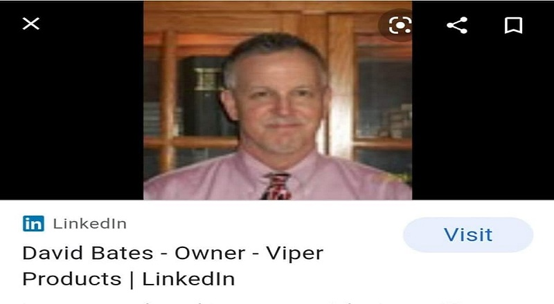 David Bates is the owner of Viper Products, which is based in Arkansas. The businessman was brought into a disagreement between a black consumer and his employee, on Facebook. The consumer expected the company to condemn their employee, but David Bates, himself spoke to the person, defending his employee, telling the person that his employee exercised freedom of speech, there's nothing wrong with having an opinion, and his opinion is that the person is supporting an anti-American group (presumably Black Lives Matter?), and if the person wants his employee to apologize for his comment, they need to apologize for supporting anti-American groups.