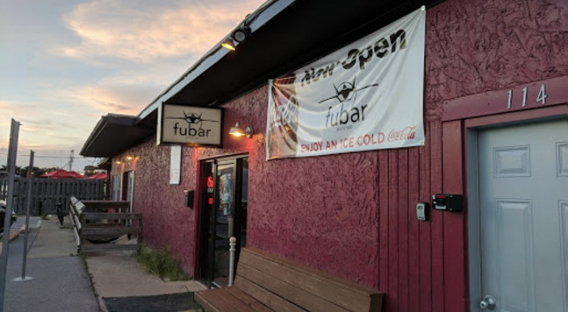 Fubar Pizza Bar, in Fort Walton Beach, Florida, said on Facebook that they stand with military and law enforcement. Because of that, they said they will no longer show NBA, NFL, NHL, MLS, or MLB. Due to their prominent players protesting police brutality, Fubar Pizza Bar will no longer show their games.