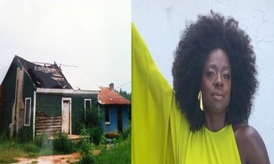 """Viola Davis shared a photo of the plantation house, where she was born at, 55 years ago. Celebrating her birthday, this morning, Viola Davis said she """"owns it all,"""" which led people to believe she owns the whole plantation house, a reasonable assumption. However, Viola Davis would take to Twitter to speak out, saying she doesn't own the plantation house, but she instead owns her story """"all of it,"""" not the house."""