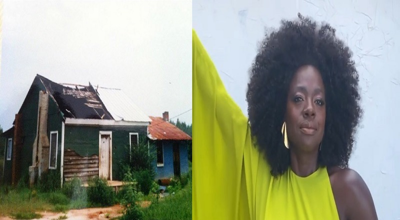 "Viola Davis shared a photo of the plantation house, where she was born at, 55 years ago. Celebrating her birthday, this morning, Viola Davis said she ""owns it all,"" which led people to believe she owns the whole plantation house, a reasonable assumption. However, Viola Davis would take to Twitter to speak out, saying she doesn't own the plantation house, but she instead owns her story ""all of it,"" not the house."