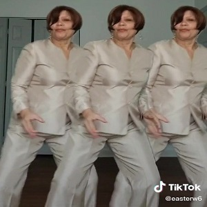 Kevin Dove goes viral on Facebook, with video of an older woman dancing to a suggestive song. This led to him joking that TikTok needs an age limit.