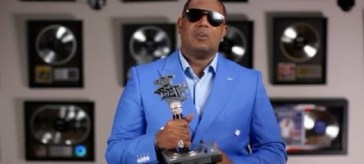 """Master P accepted the BET Hip Hop Awards' """"I Am Hip Hop"""" award, honoring his business accomplishments. Definitely honored, Master P choked up on tears, as he shared his story, and shouted out his OGs. When Master P shouted Birdman out, it took Twitter by a pleasant surprise, as P and Birdman have had tension, for years, and fans say this moment was huge for hip hop."""