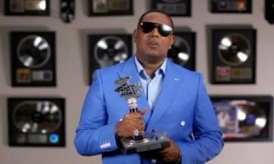 "Master P accepted the BET Hip Hop Awards' ""I Am Hip Hop"" award, honoring his business accomplishments. Definitely honored, Master P choked up on tears, as he shared his story, and shouted out his OGs. When Master P shouted Birdman out, it took Twitter by a pleasant surprise, as P and Birdman have had tension, for years, and fans say this moment was huge for hip hop."
