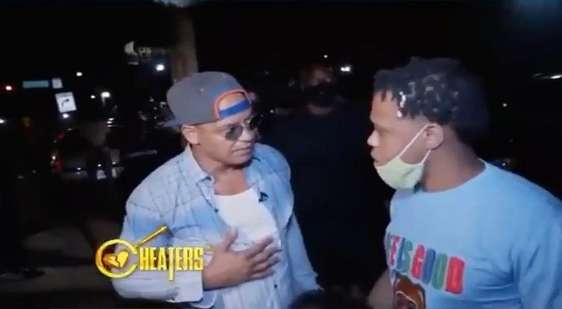 "Peter Gunz reintroduced himself to the world, via ""Love & Hip Hop,"" and fans got to know him for his issues with his women. It turns out, Peter Gunz is a chronic cheater, cheating on his longtime baby mama, and marrying the side chick. Now, Peter Gunz has parlayed this into a hosting job, with ""Cheaters,"" and fans on Twitter have seen this, coming with jokes about Peter Gunz, the cheating expert, being ""Cheaters'"" host."