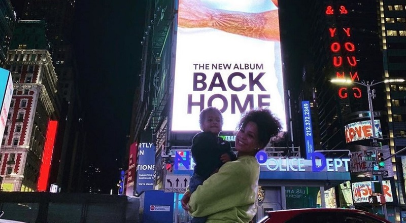 "Trey Songz kept the identity of his son's mother, Noah, hidden for months. At the end of 2019, he confirmed Caro Colon to be his child's mother. Since then, he's sparingly posted her on his IG, including this morning, shouting her out, in his ""Back Home"" album promo, on IG, and when a fan said he should marry her, Trey replied ""ring talk,"" leading people to believe he may propose."