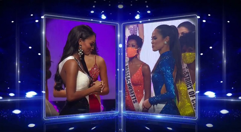 Asya Branch, age 22, Miss Mississippi, is Miss USA 2020.