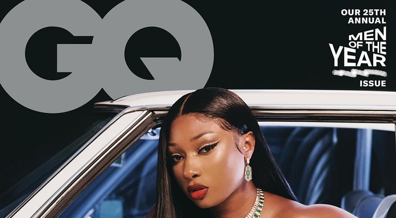 Megan Thee Stallion GQ Rapper of the Year