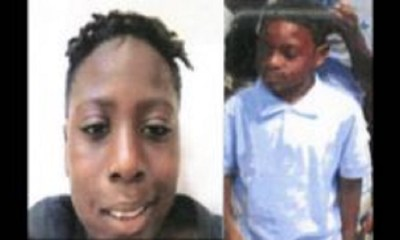 Alando Brown, age 11, and Tavaris Jackson, age 7, are two brothers, from Fort Lauderdale, Florida. These two boys went missing, this past Saturday. The brothers were last seen in the area of the 400 block of Northeast Avenue, Fort Lauderdale, on Saturday morning.