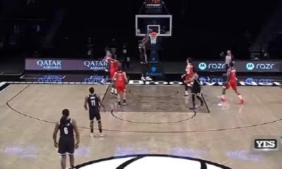 Kevin Durant Nets debut Wizards NBA preseason
