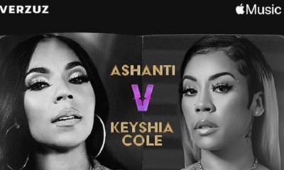 Ashanti Keyshia Cole Verzuz January 9 virtual