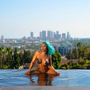 Blac Chyna reportedly suing TMZ