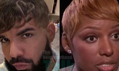 Drake NeNe hair meme #RHOA