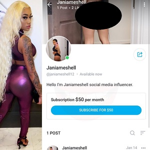 Jania OnlyFans