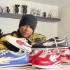 YG sneakers 4Hunnid The Flame