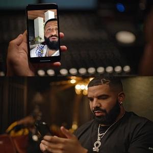 DJ Khaled Drake Popstar double platinum