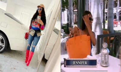Jennifer Williams Birkin bag Basketball Wives