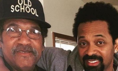 Mike Epps dad Tommie L Epps died