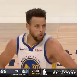 Steph Curry 57 points Mavericks Warriors loss Twitter