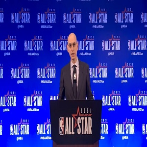 Adam Silver 2021 NBA All-Star Game backlash