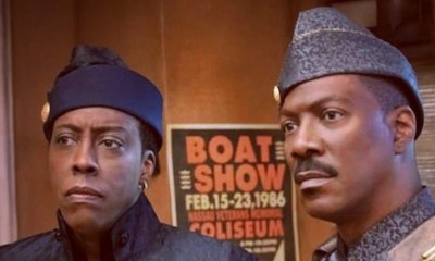 Eddie Murphy Arsenio Hall Coming 2 America