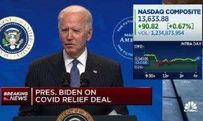 Joe Biden COVID Relief Bill 1.9 trillion