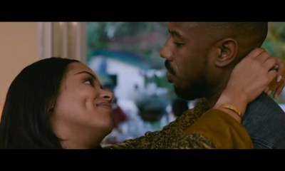 Lauren London Michael B. Jordan Without Remorse