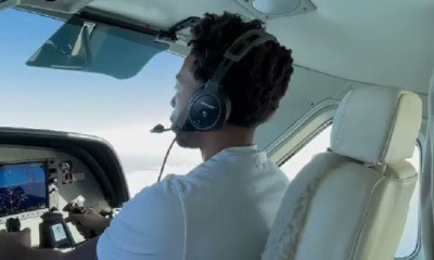 Ludacris pilot's license helicopter