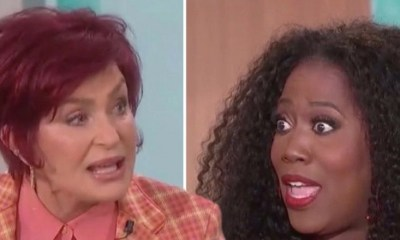 Sharon Osbourne fired The Talk CBS Sheryl Underwood
