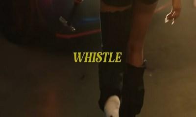 Bankroll Freddie Whistle music video