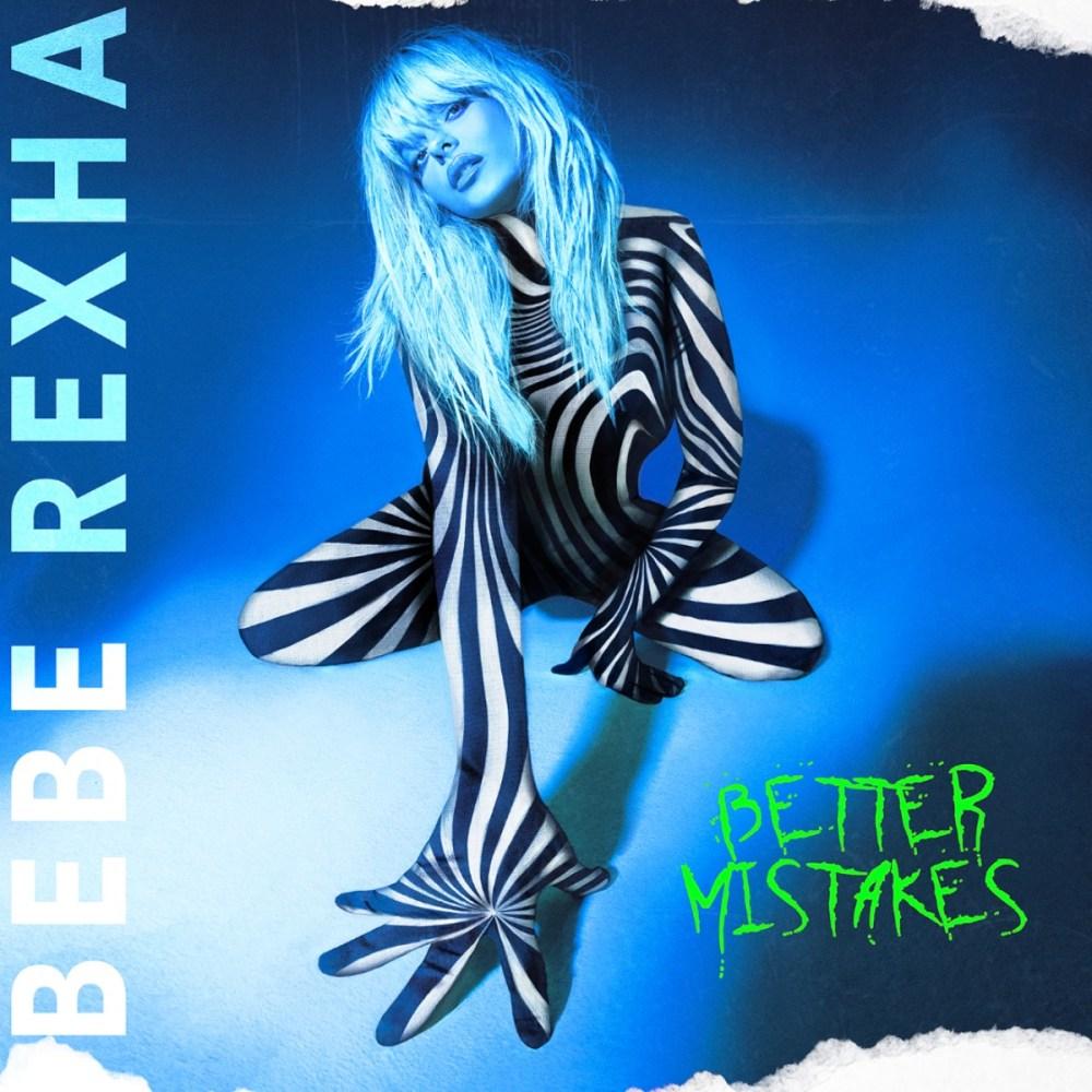 Bebe Rexha Die For A Man album cover
