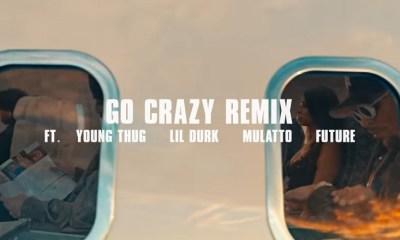 Chris Brown Go Crazy remix music video