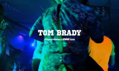 Cognac Gunna Tom Brady music video