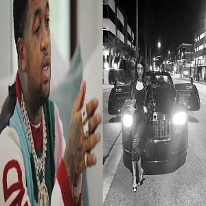 DJ Mustard Karissa C Walker
