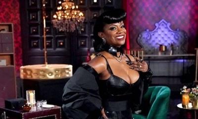 Kandi Real Housewives of Atlanta reunion outfit